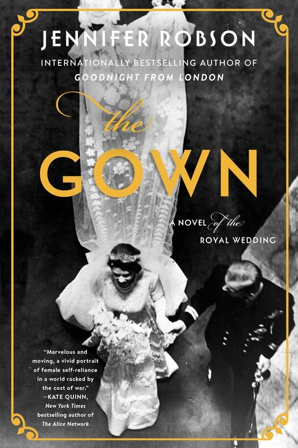 cover of The Gown