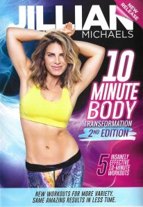 10 Minute Body Transformation cover