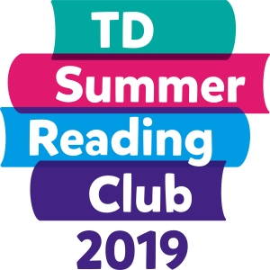 TD Summer Reading Club 2019 logo