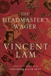 headmaster's wager cover