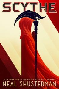 cover of scythe