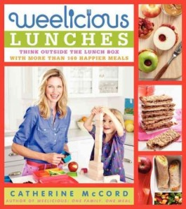 Weelicious Lunches cover