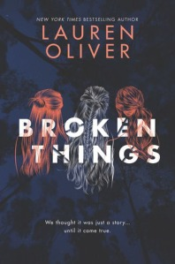 cover of Broken Things