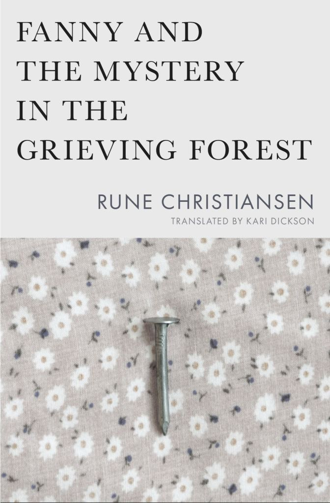 cover of Fanny and the Mystery in the Grieving Forest