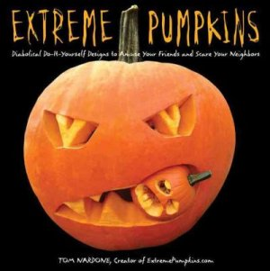 cover of Extreme Pumpkins