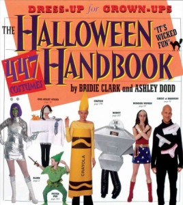 cover of Halloween Handbook