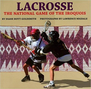 Lacrosse the national game cover