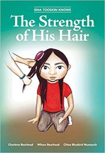 cover of the Strength of his Hair