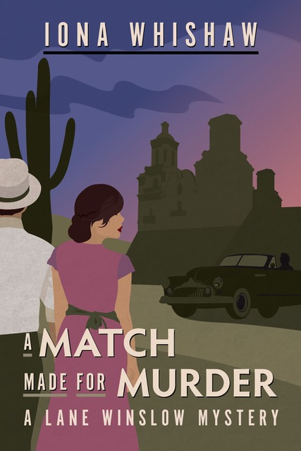 cover of a Match Made for Murder