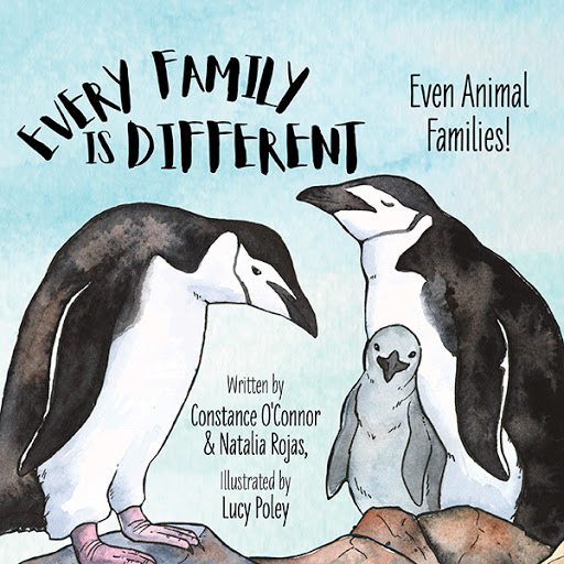 cover of Every Family is Different