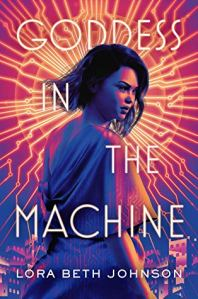 cover of Goddess in the Machine