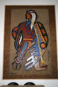 mosaic at Mary J.L. Black