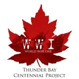 WWI Thunder Bay Centennial Project Logo