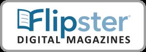 Flipster Digital Magazines logo