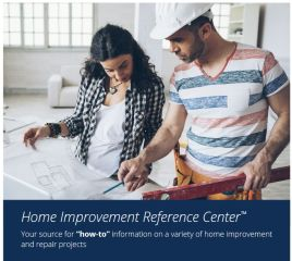 Home Improvement Reference Center graphic