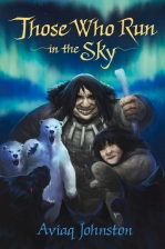Those Who Run in the Sky book cover