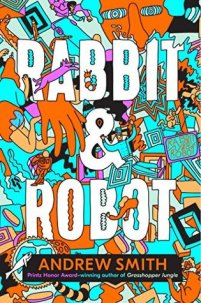 Rabbit and Robot book cover