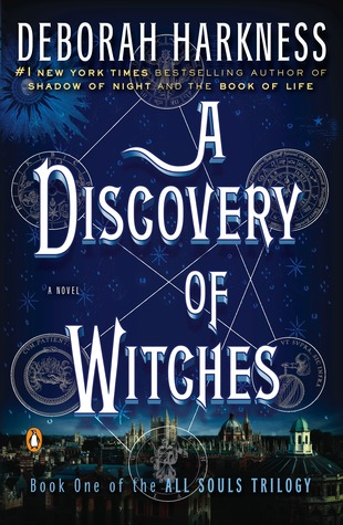 A Discovery of Witches book cover