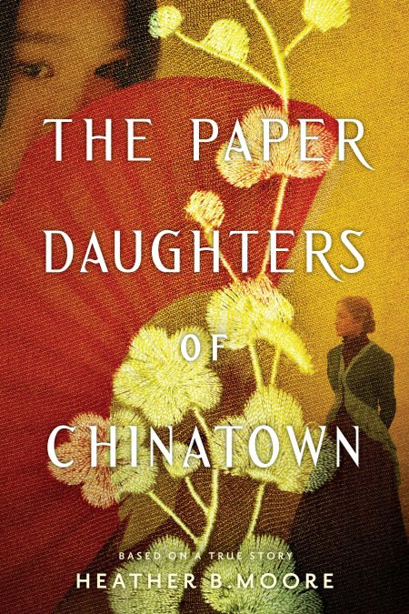 cover of Paper Daughters of Chinatown