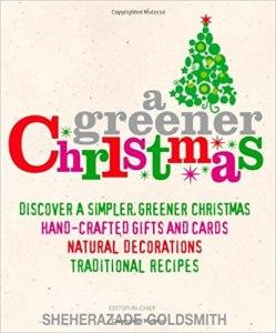 cover of greener christmas