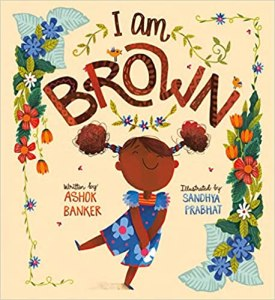 cover of I Am Brown