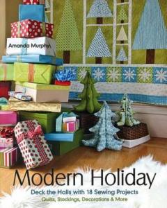 cover of modern holiday