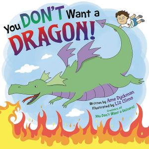 cover of You Don't Want a Dragon