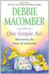 cover of one simple act