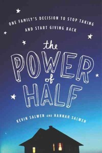 cover of the Power of Half