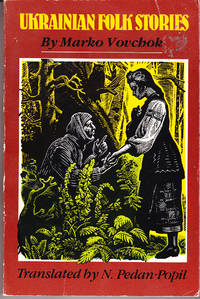cover of Ukrainian Folk Stories