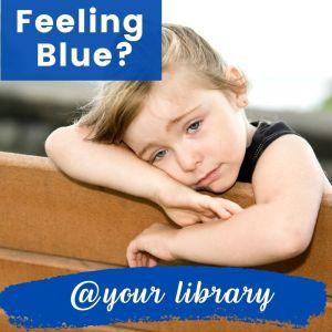 feeling blue banner