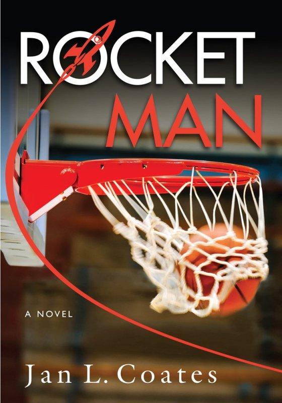 Image of a basketball going through a basketball hoop