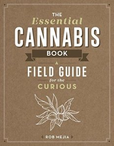 cover of the Essential Cannabis Book