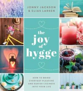 cover of the joy of hygge