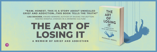 cover of the art of losing it