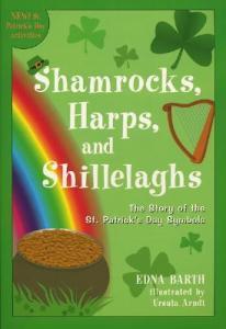 cover of Shamrocks, Harps, and Shillelaghs