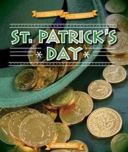cover of St. Patrick's Day by Joanna Ponto