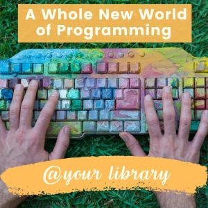 Whole new world of programming banner