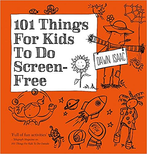 cover of 101 Things for Kids to Do Screen Free