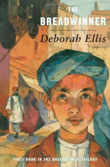 Book Cover: The Breadwinner - Deborah Ellis