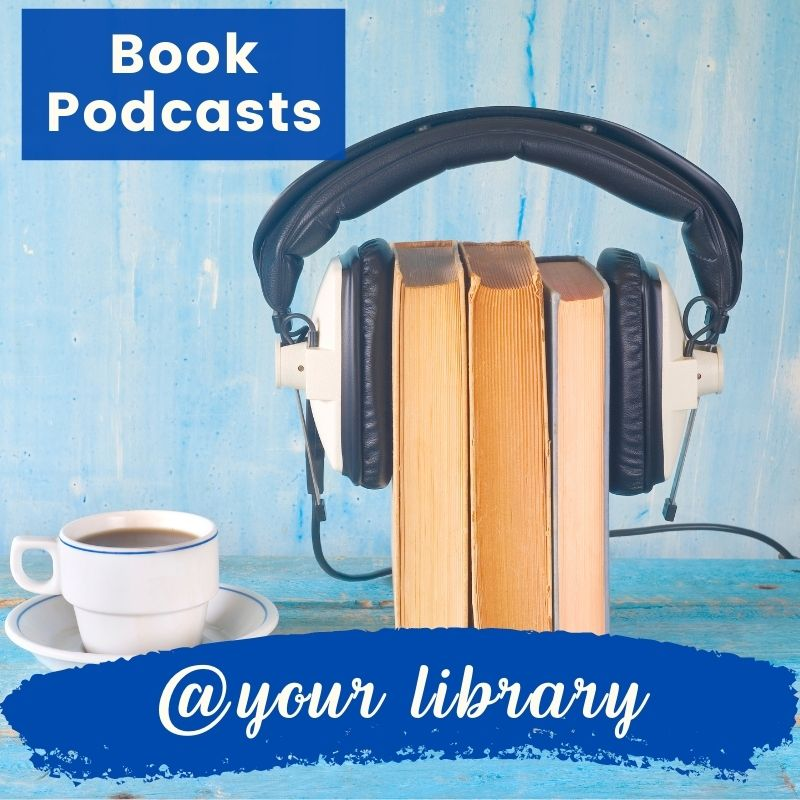 Book Podcasts banner