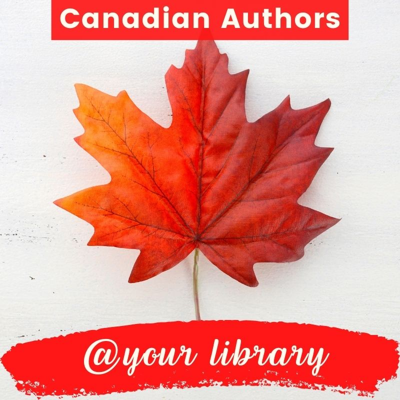 Canadian authors banner