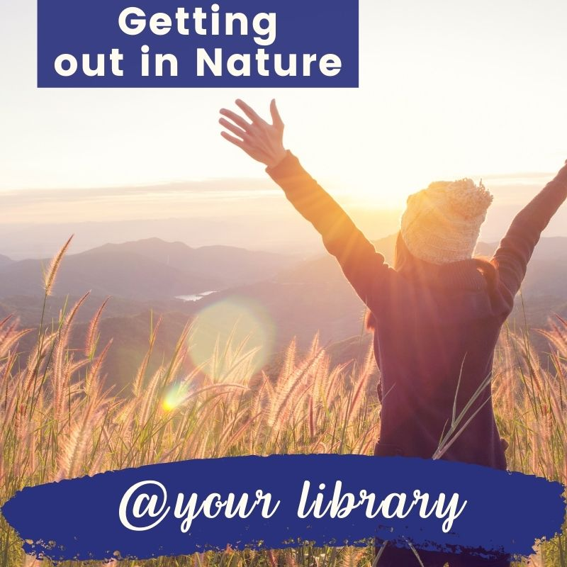 Getting out in Nature banner