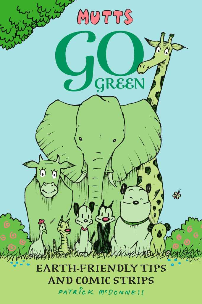 mutts go green cover