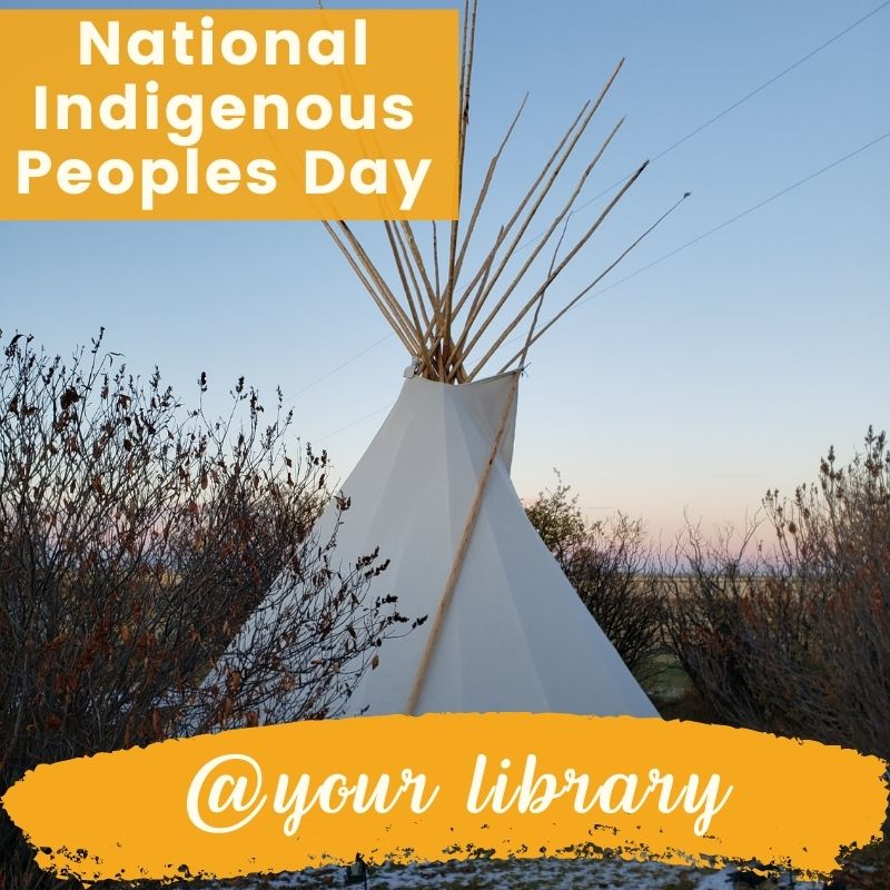 National Indigenous Peoples Day banner