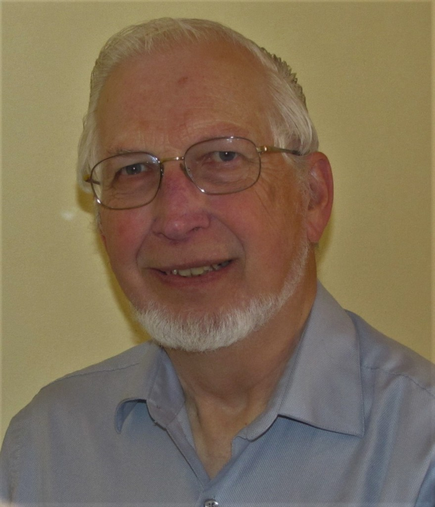 photo of Roy Blomstrom