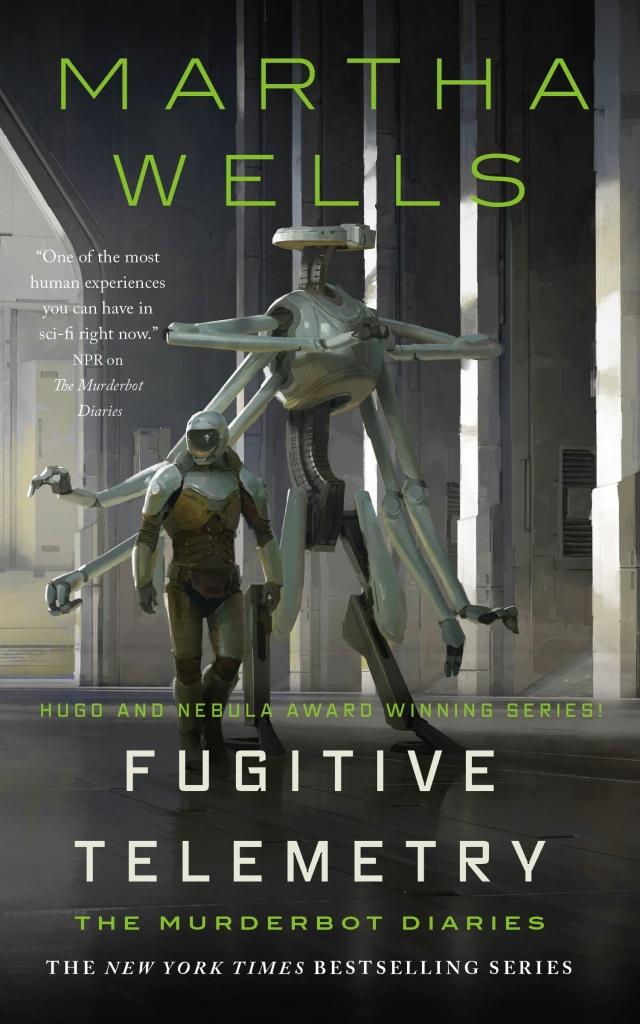 cover of Fugitive Telemetry